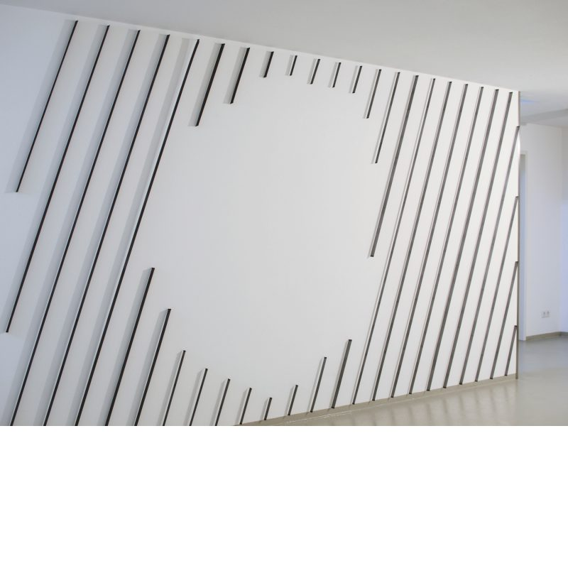 gh_walldrawing1.1_2014_fabric dyed_230 x 440 x 3 cm